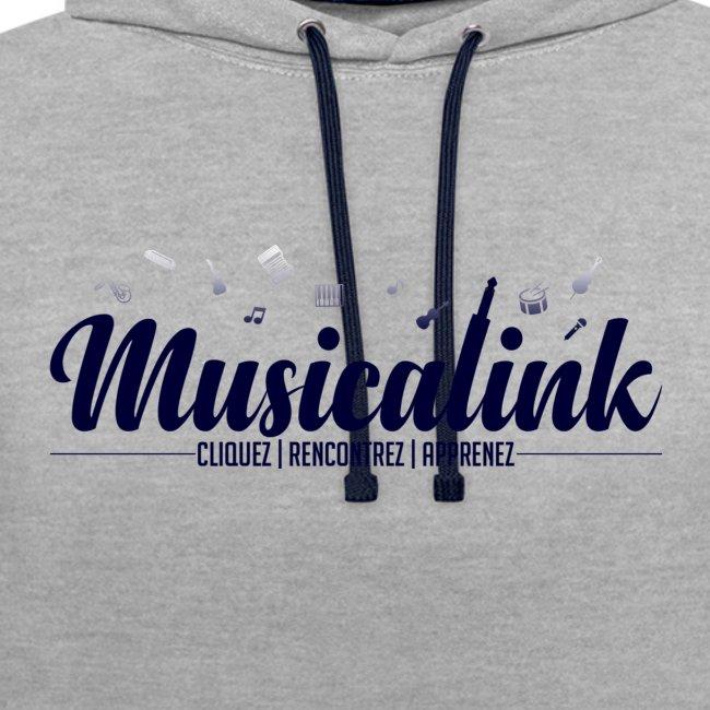 Musicalink blue