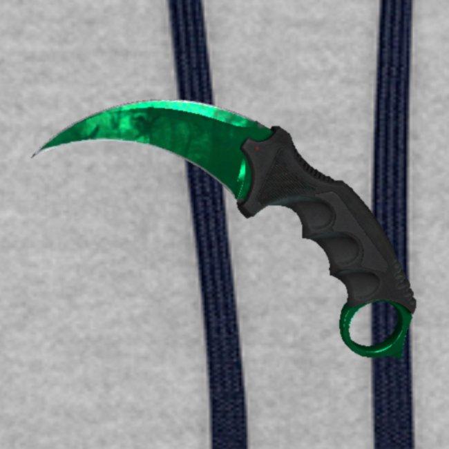 Emerald Karambit