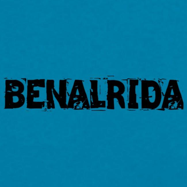 BenalRida HD black png