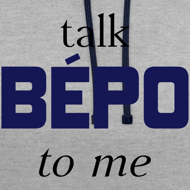 talk bépo new