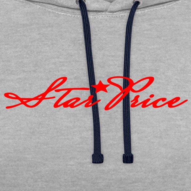 star price (red)