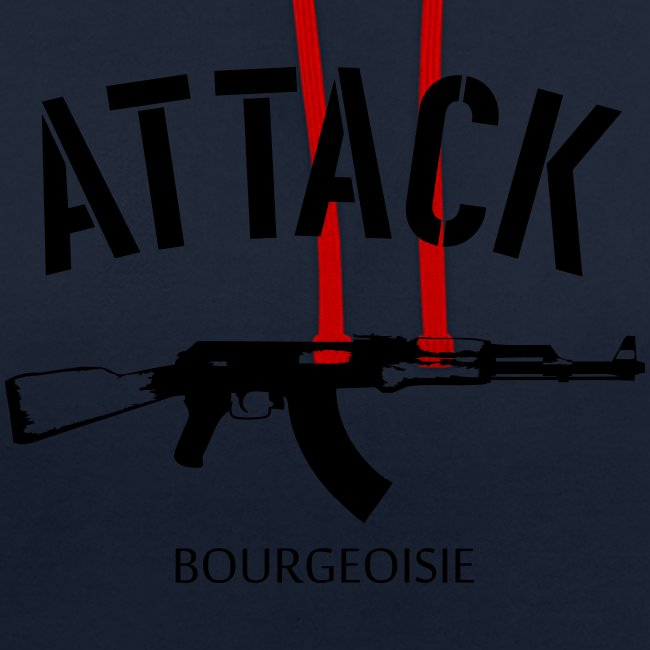 Attack bourgeoisie
