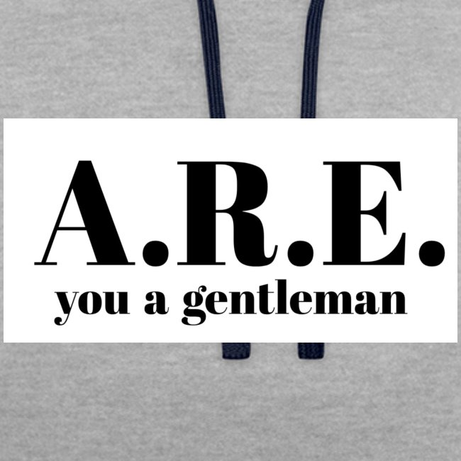 ARE you a gentleman