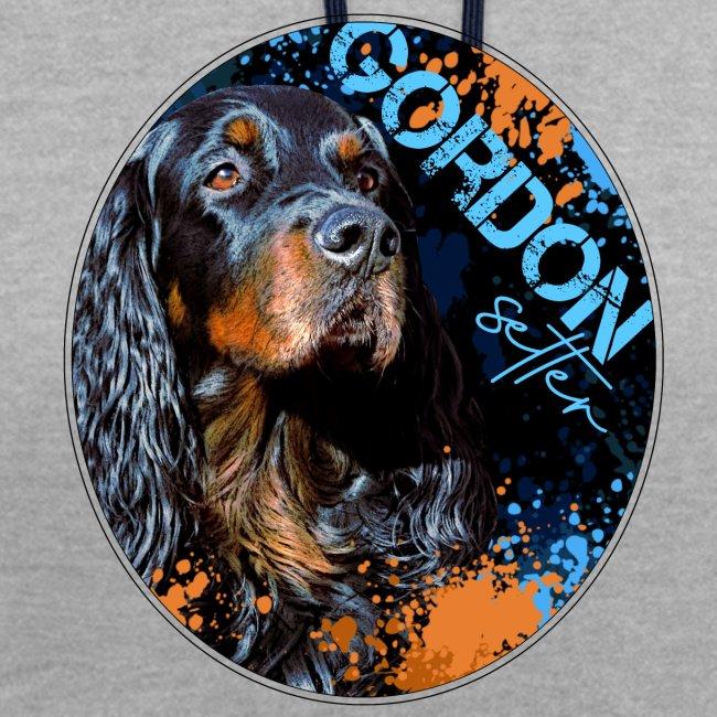 Gordon Setter Splash II