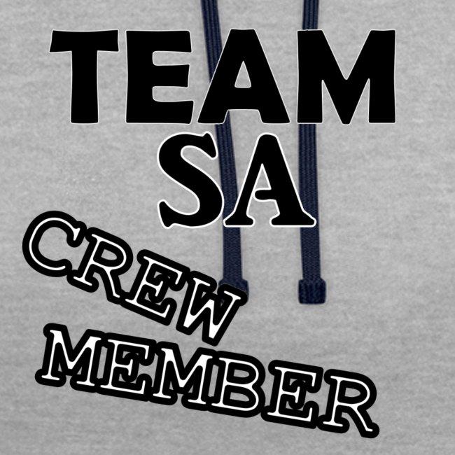Team SA Crew Member Logo