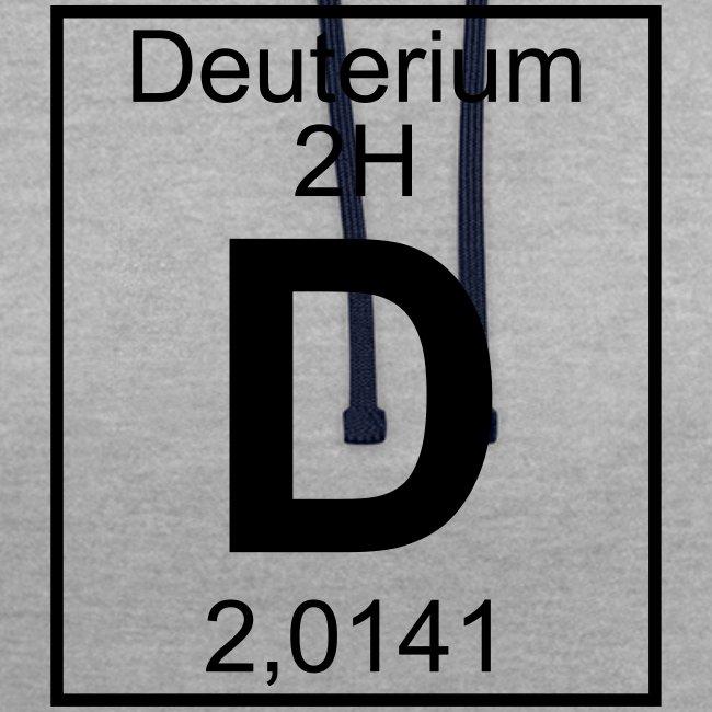 D (Deuterium) - Element 2H - pfll