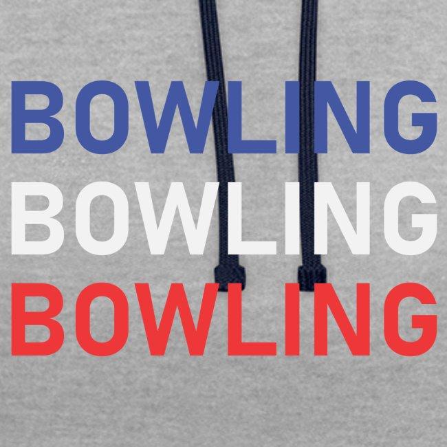 Bowling Bleu Blanc Rouge