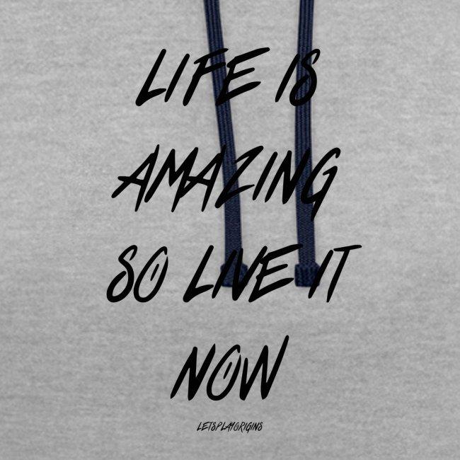 Life is amazing Samsung Case