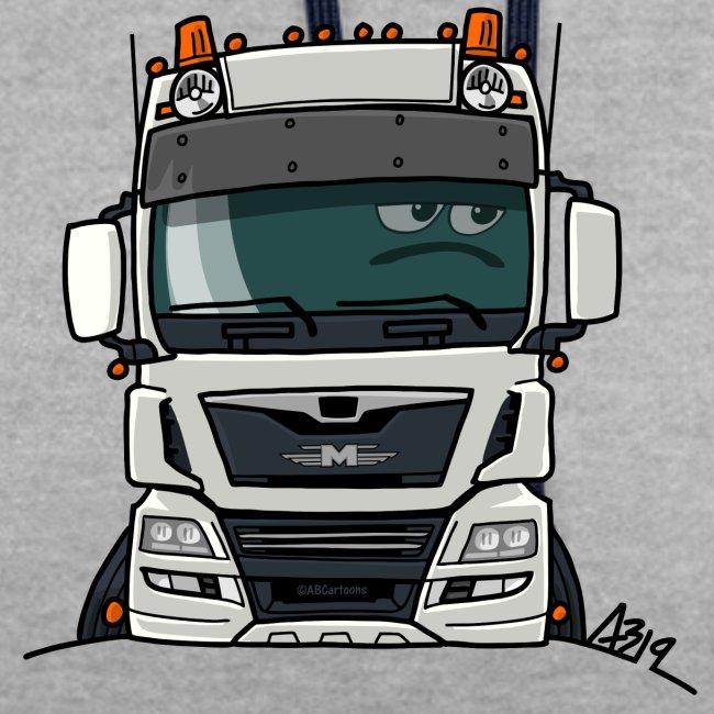 0819 M truck white