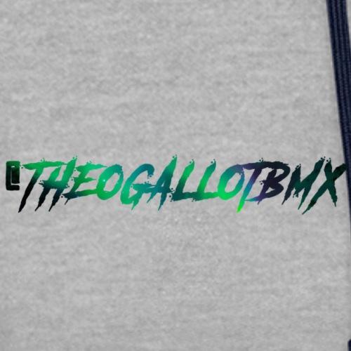 theogallotbmx - Sweat-shirt contraste