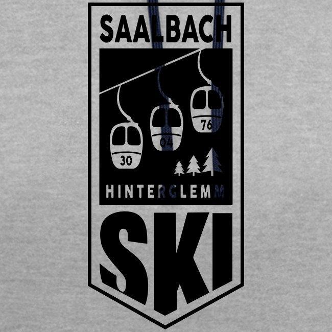 SKI embleem Saalbach