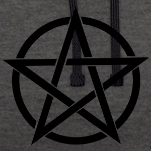 pentacle - Sweat-shirt contraste