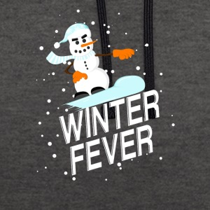 Winter Fever - Kontrastluvtröja