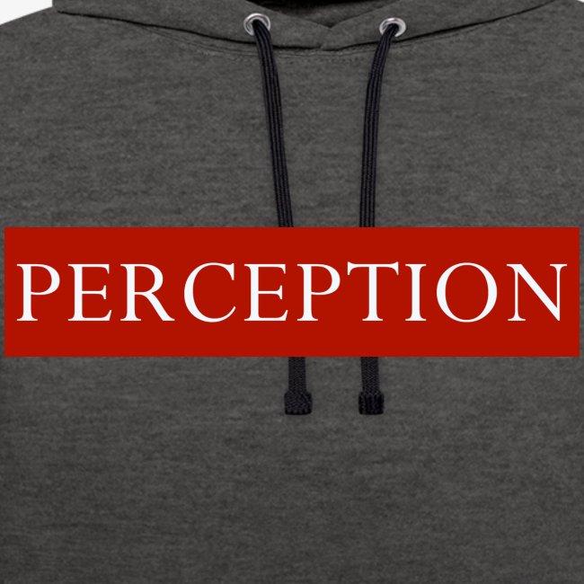 PERCEPTION CLOTHES ROUGE ET BLANC