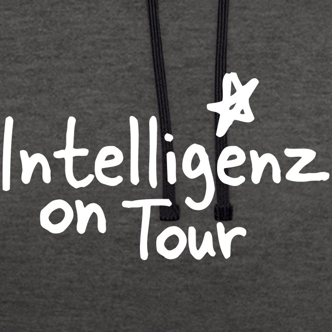 Nerd Shirt Intelligenz on Tour
