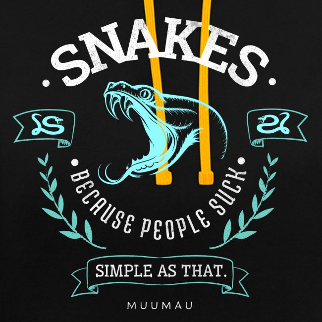 Snakes - People Suck