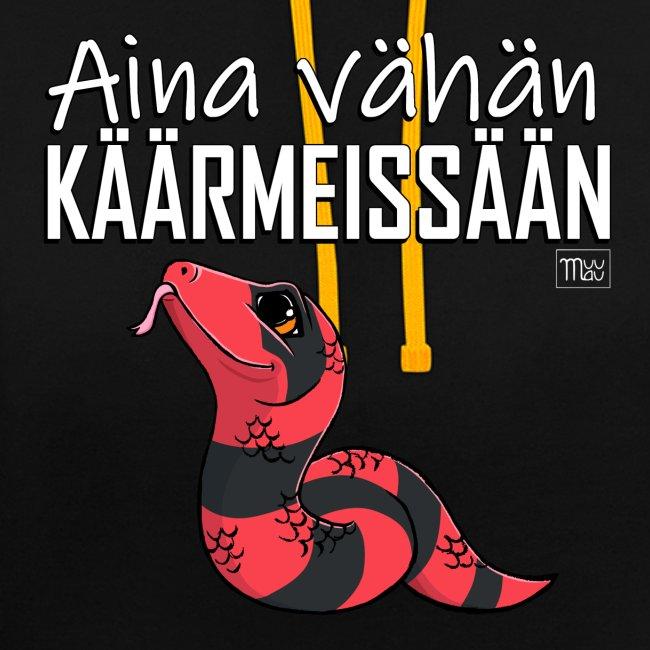 Vähän Käärmeissään VI