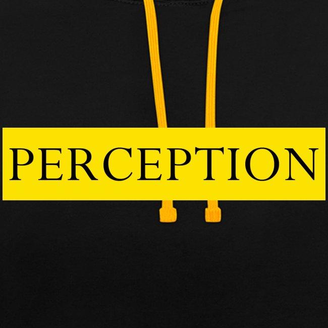 PERCEPTION CLOTHES JAUNE