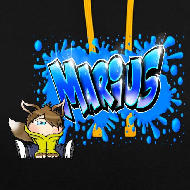 Graffiti Marius Splash