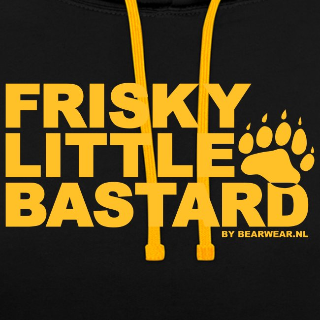 frisky little bastard new