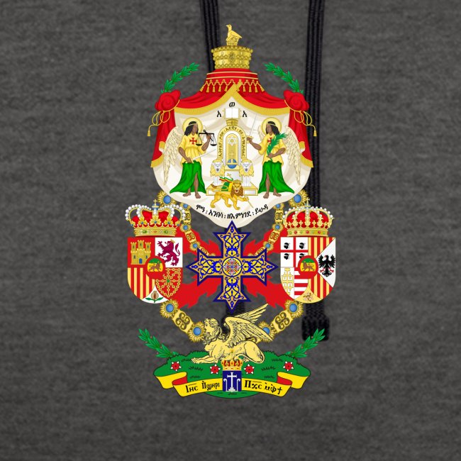 Ethiopian Empire Coat