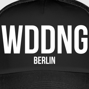 WEDDING BERLIN - Trucker Cap