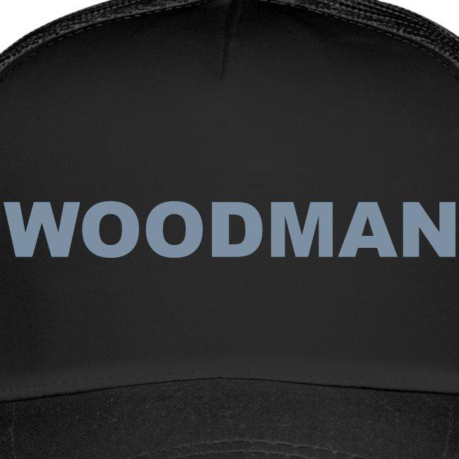 WOODMAN silver