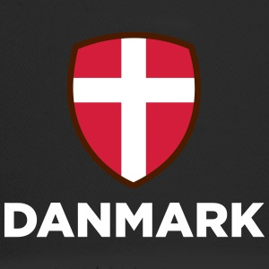Drapeau national du Danemark - Trucker Cap