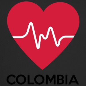 heart Colombia - Trucker Cap