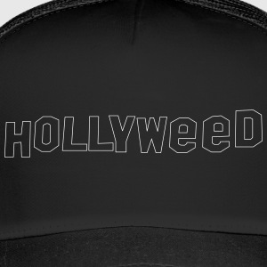 Hollyweed shirt - Trucker Cap