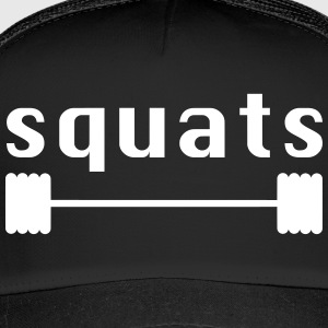 Squats - Trucker Cap