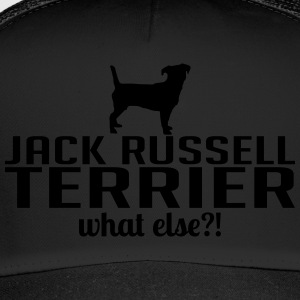 JACK RUSSELL Terrier whatelse - Trucker Cap