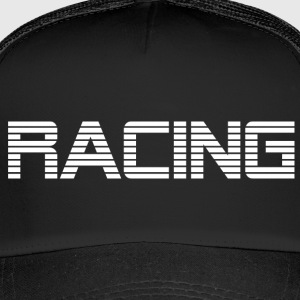 RACING - RACE DRIVING - Trucker Cap