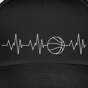 Heartbeat Basketball - Trucker Cap