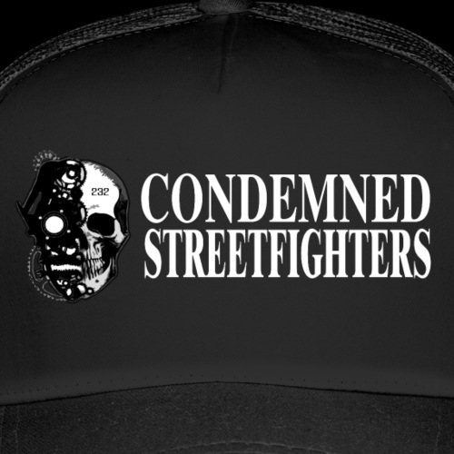 Condemned Streetfighters fridge graphic - Trucker Cap