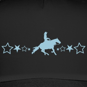 Slider horse with stars - Trucker Cap