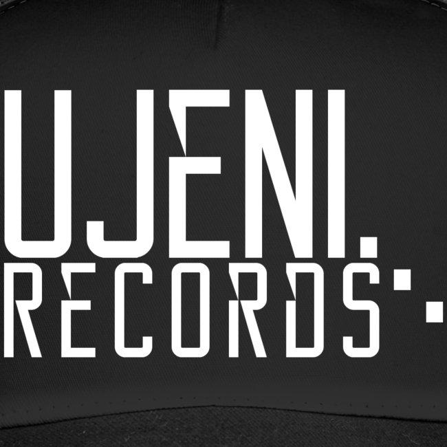 Ujeni Records Logo White