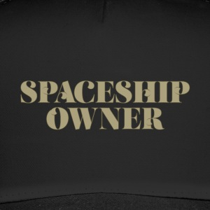 Spaceship Owner - science fiction - Trucker Cap