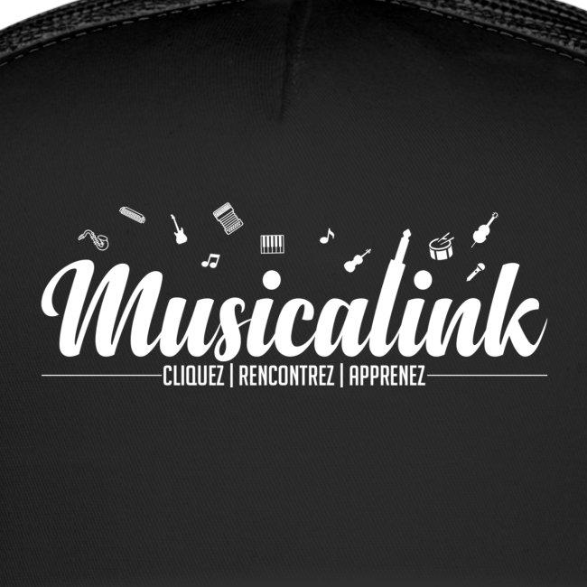 Musicalink white