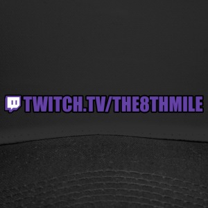 twitch.tv/the8thmile - Trucker Cap