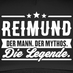 Man Myth Legend Reimund - Trucker Cap