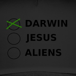 Design Darwin Aliens - Trucker Cap