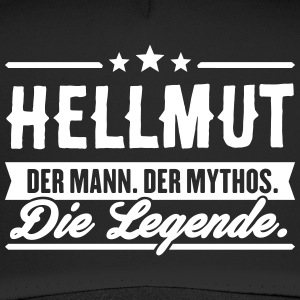 Man Myth Legend Hellmut - Trucker Cap