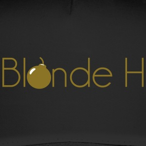 blonde h - Trucker Cap