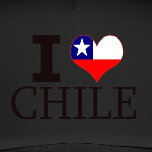 I LOVE CHILE - Trucker Cap