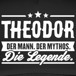 Man Myth Legend Theodor - Trucker Cap