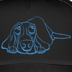 Basset got the Blues - Trucker Cap