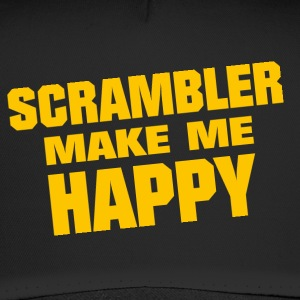 Scrambler Make Me Happy - Trucker Cap
