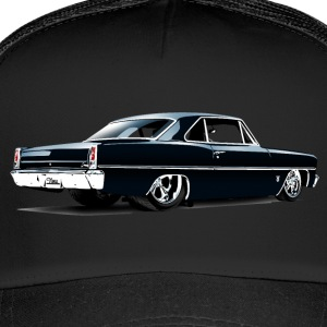 Chevy II Nova Super Sport Back - Trucker Cap