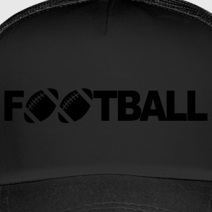 FOOTBALL - Trucker Cap